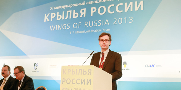 WINGS OF RUSSIA INTERNATIONAL AVIATION FORUM — 2013