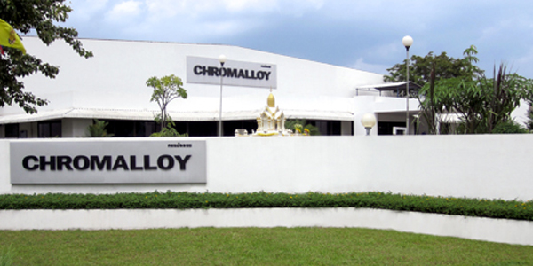 Chromalloy enters into Service Agreements with Jordan Airmotive